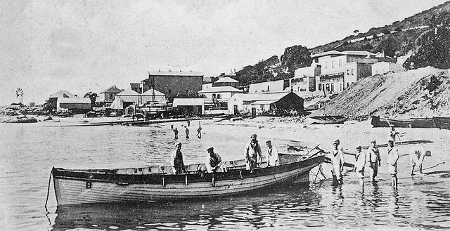Sailors' Holiday, Simon's Town 1900| Flickr - Photo Sharing!