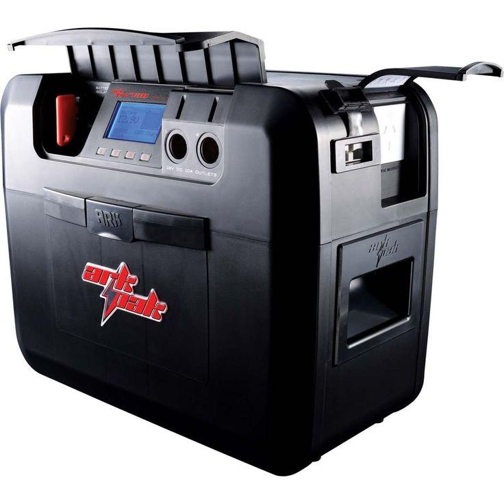 Arkpak AP620 Battery Box Powerpack 12v, AGM 150w System Inverter