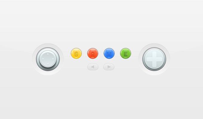 Game UI Kit - 365psd