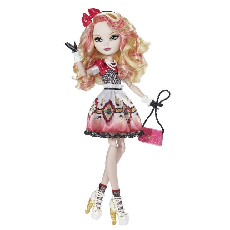 #EVER AFTER HIGH Hat-tastic Party Apple White Doll NEW IN BOX. $39.99
