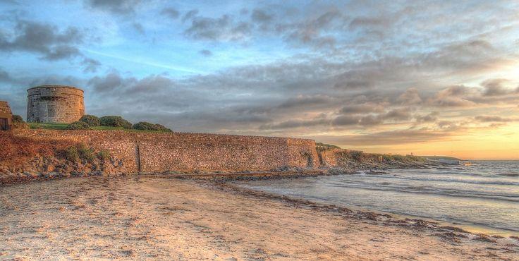 Znalezione obrazy dla zapytania skerries beach