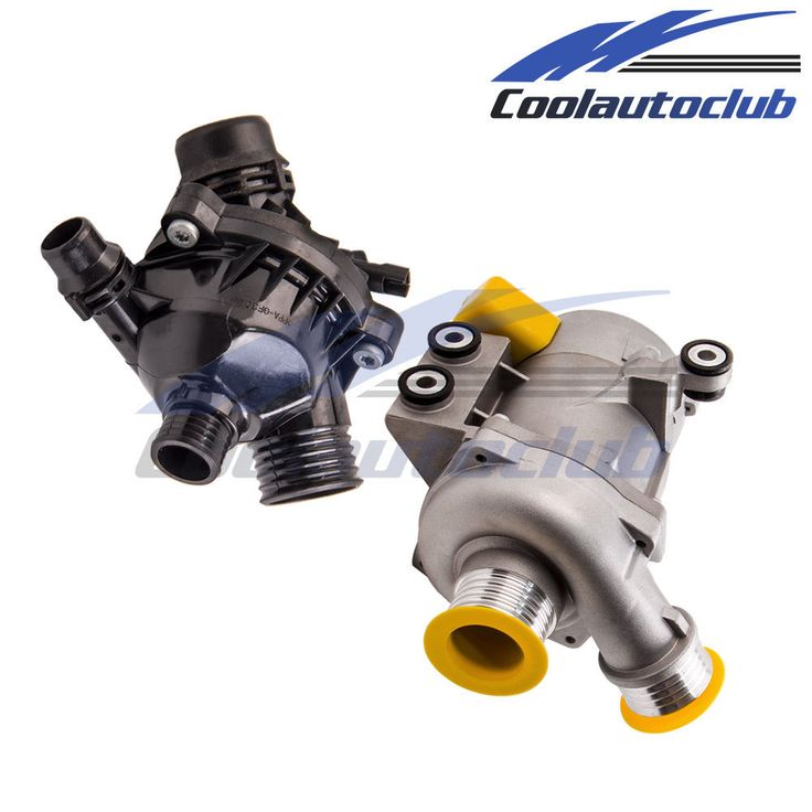 Awesome Great Electric Water Pump + Thermostat Kit For BMW 328i 528i 530xi 525xi X3 X5 2017/2018