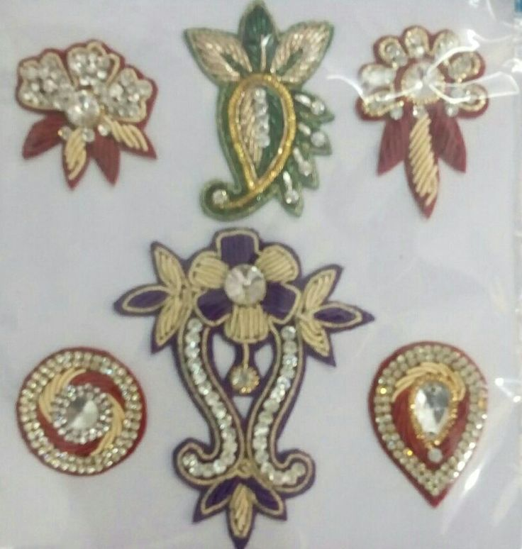 1000 Images About Zari Embroidery Design On Pinterest