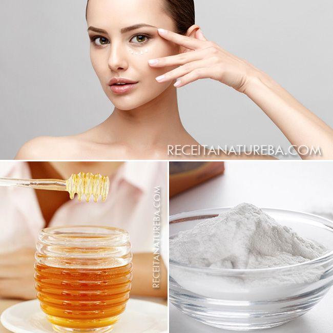 Limpeza De Pele Com Bicarbonato E Mel Receita Limpeza De Pele