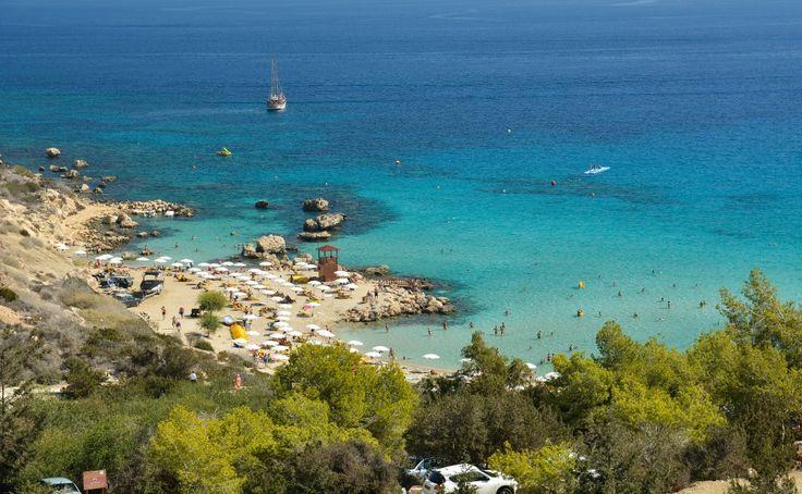 Konnos Bay, Cyprus