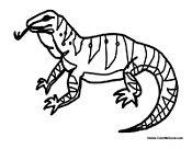 gila monster coloring page - 17 best images about gila monster on pinterest arizona