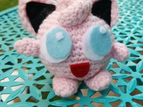 Amigurumi Free Patterns Beginners : Best pokémon amigurumi images crochet animals