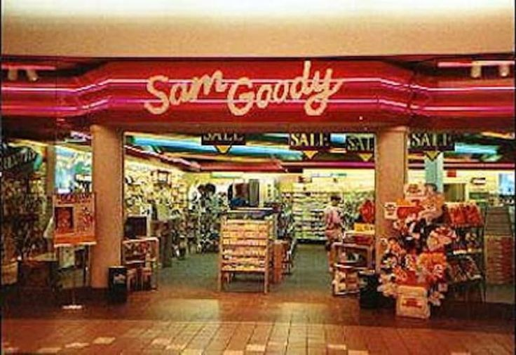Sam Goody was first established in 1951 and saw rapid expansion throughout the '80s and '90s. But by 2006, its parent company, The Musicland Group, had filed for Chapter 11 bankruptcy and was acquired by its competitor Trans World Entertainment.Transworld announced its intention to focus on the F.Y.E. brand and converted all remaining Sam Goody stores to F.Y.E. stores.