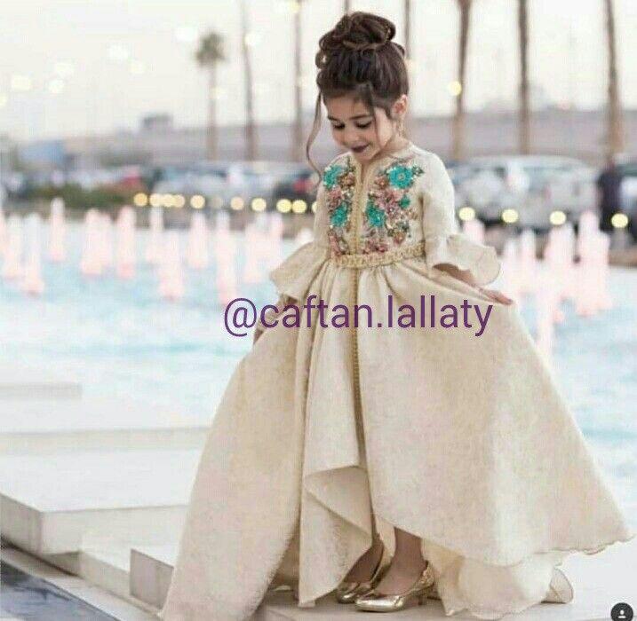 كولكشن قفطان رمضان 2018 للطلب حياكم واتس اب 00212699025005 قفطان الامارات تاجرة الشرقية الريا Kids Fashion Dress Dresses Kids Girl Little Girl Gowns