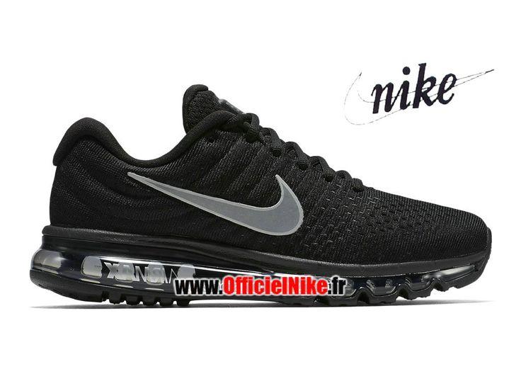 Homme Chaussures Nike Air Max 2017 Noir 849559-001