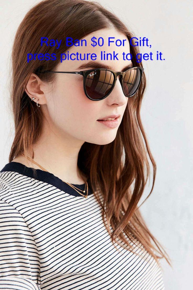 Ray-Ban Erika Polarized Sunglasses