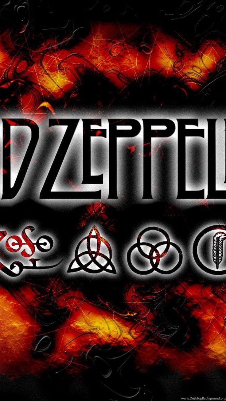 Led Zeppelin Wallpaper Android Phone Led Zeppelin 3d