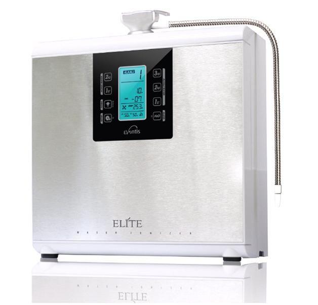 Elite Water Ionizer Machine  -  WaterIonizer.com