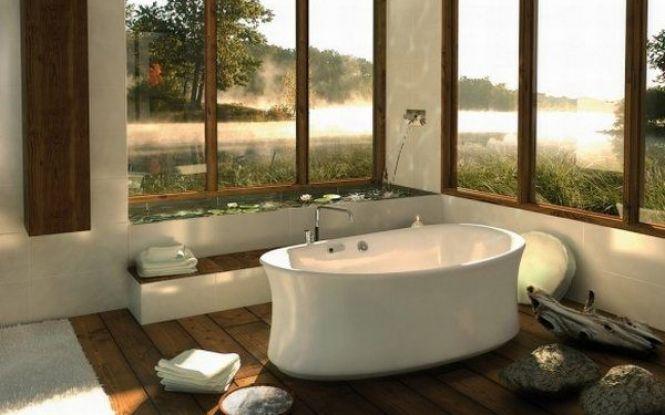 95 besten Bathrooms Bilder auf Pinterest Badezimmer, Fliesen und - fliesenspiegel küche höhe