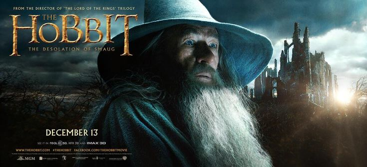 UPDATE: Another Banner for The Hobbit: The Desolation of Smaug Is HERE!