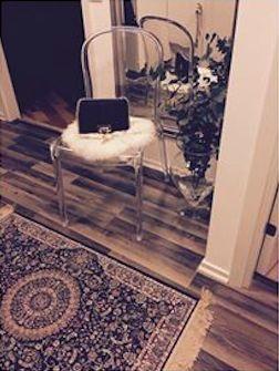 Transparent Labradoren plaststol. Polykarbonat, inredning, vardagsrum, sovrum, kök, köksstol, stol, plast, hall. http://sweef.se/stolar/57-labradoren-stol-i-polykarbonat.html