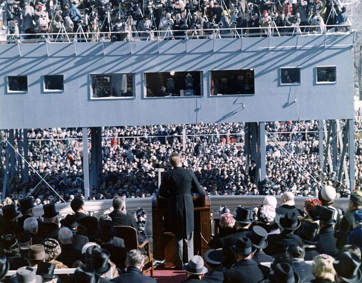 The Presidents Address On Syria >> 17 Best ideas about Jfk Inaugural Address on Pinterest | Kennedy inaugural address, Jfk address ...