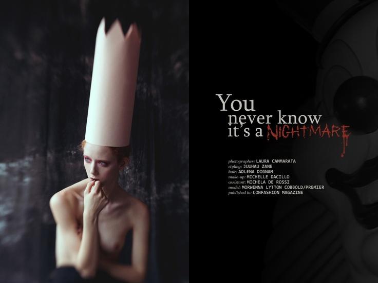 "Laura Camaratta ""You never know it's a nightmare"""