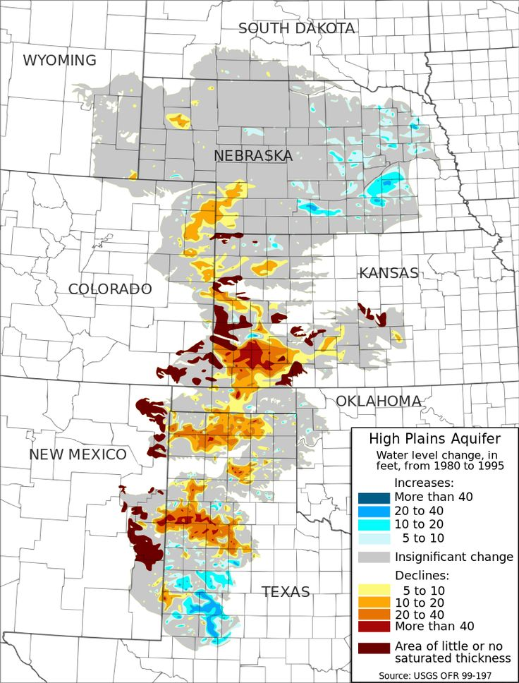 Best Ogallala Aquifer Ideas On Pinterest A R Textile Art - Aquifer oil pollution us map
