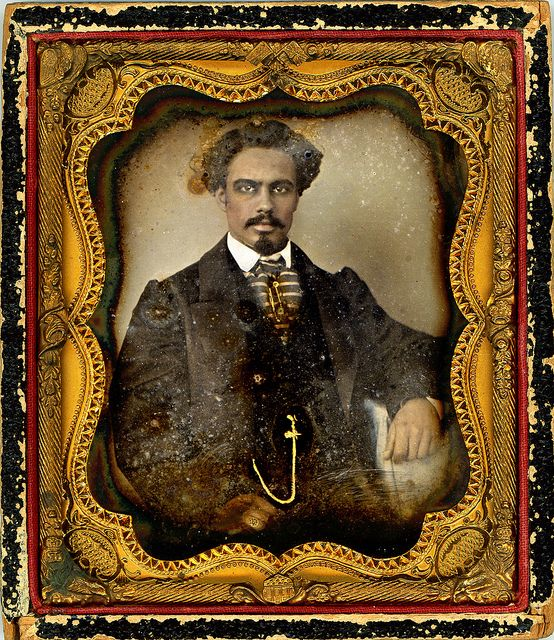 Anonymous Free Person of Color, circa 1860's | Faubourg Treme by Faubourg Treme Documentary, via Flickr