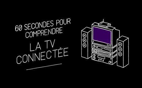 60 secondes pour comprendre la TV connectée - Une nouvelle façon de regarder la TV