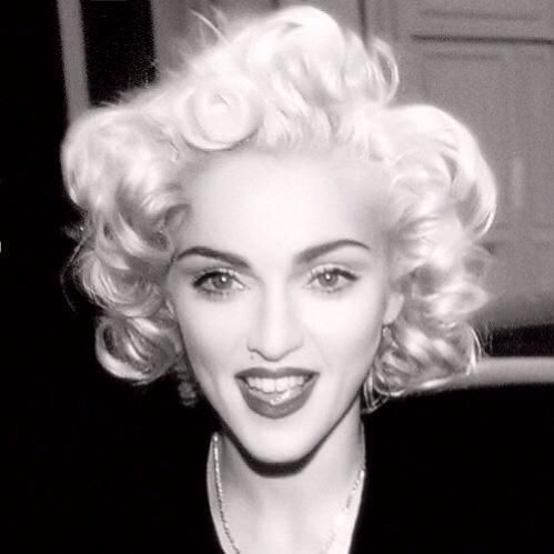 Does madonna write her own songs