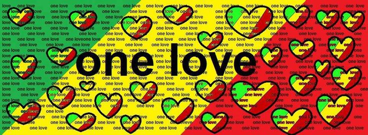 Nuff said. Respect! - Bob Marley One Love Rasta music poster ☮~ღ~*~*✿⊱╮Hippie Style, Free Spirit, Boho, - レ o √ 乇 !! ✿⊱╮❥☮