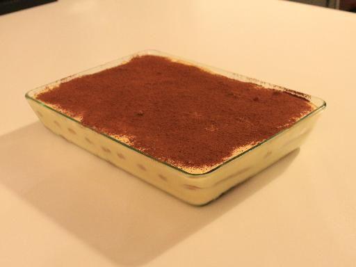 Tiramisu rapide - Recette de cuisine Marmiton : une recette