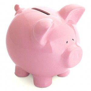 I love piggy banks