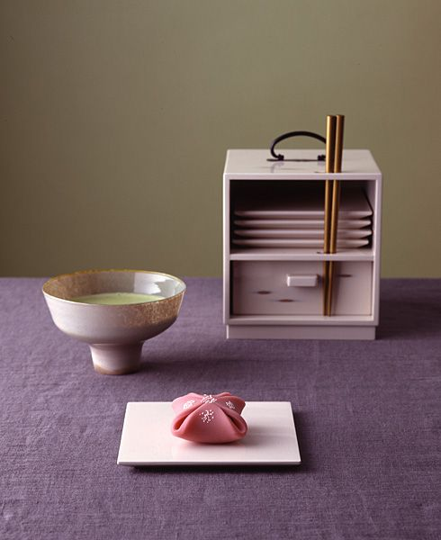 modern tea ceremony