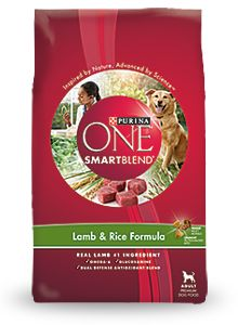 Purina ONE® SMARTBLEND® Lamb & Rice Formula