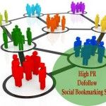 High PR Dofolloww Social Bookmarking sites are one of the important sources of High Quality Backlinks. Social Bookmarking plays a vital role in SEO (Search Engine Optimization) and most important for getting a good Page Rank and Keyword Rank in search engines. There are many social bookmarking sites are available ...