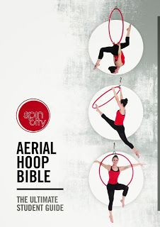 Aerial Hoop Bible - review http://aerialhoopla.blogspot.com/2014/05/aerial-hoop-bible-review.html