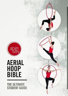 Aerial Hoop Bible - review http://aerialhoopla.blogspot.com/2014/05/aerial-hoop-bible-review.html