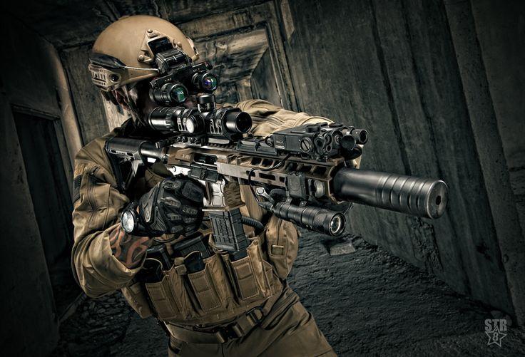 Tactical - Straight 8 Custom Photography