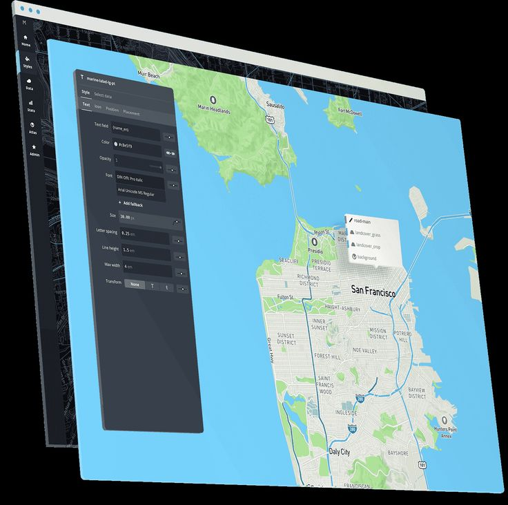Mapbox | Design and publish beautiful maps