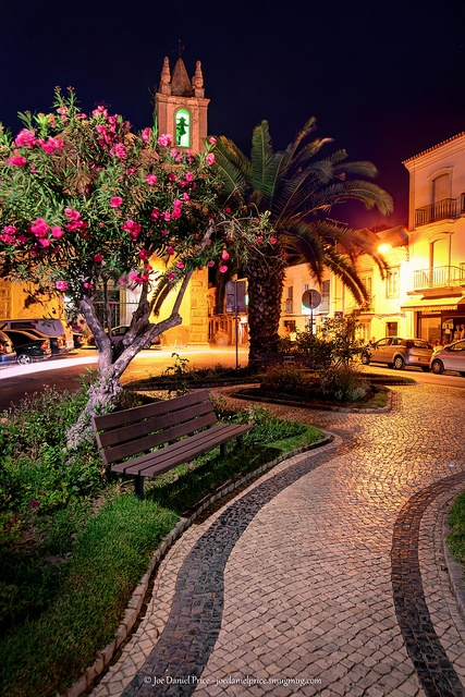 Tavira Church, Algarve Portugal by Fragga, via Flickr