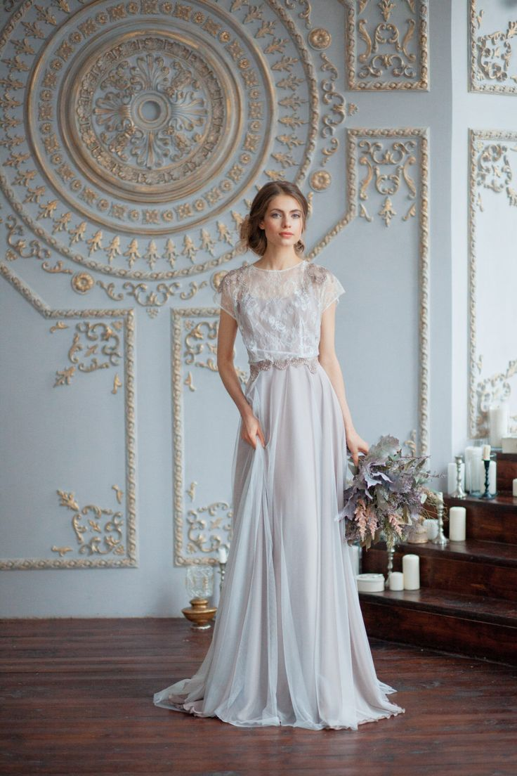 13 best Etsy Wedding Dresses images on Pinterest   Homecoming ...