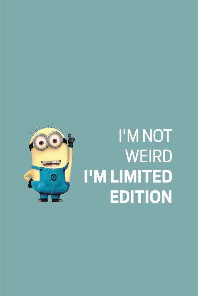Minions Love Quotes Wallpaper : 55 best images about wallpaper on Pinterest Iphone 5 wallpaper, Wallpaper backgrounds and ...