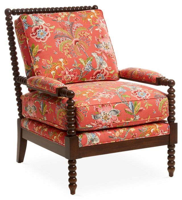 Shop Gorgeous Accent Chairs At One Kings Lane. Hundreds Of Exclusive And  Designer Picks Plus Easy Returns On Accent Chairs, Club Chairs, Leather  Chairs And ...