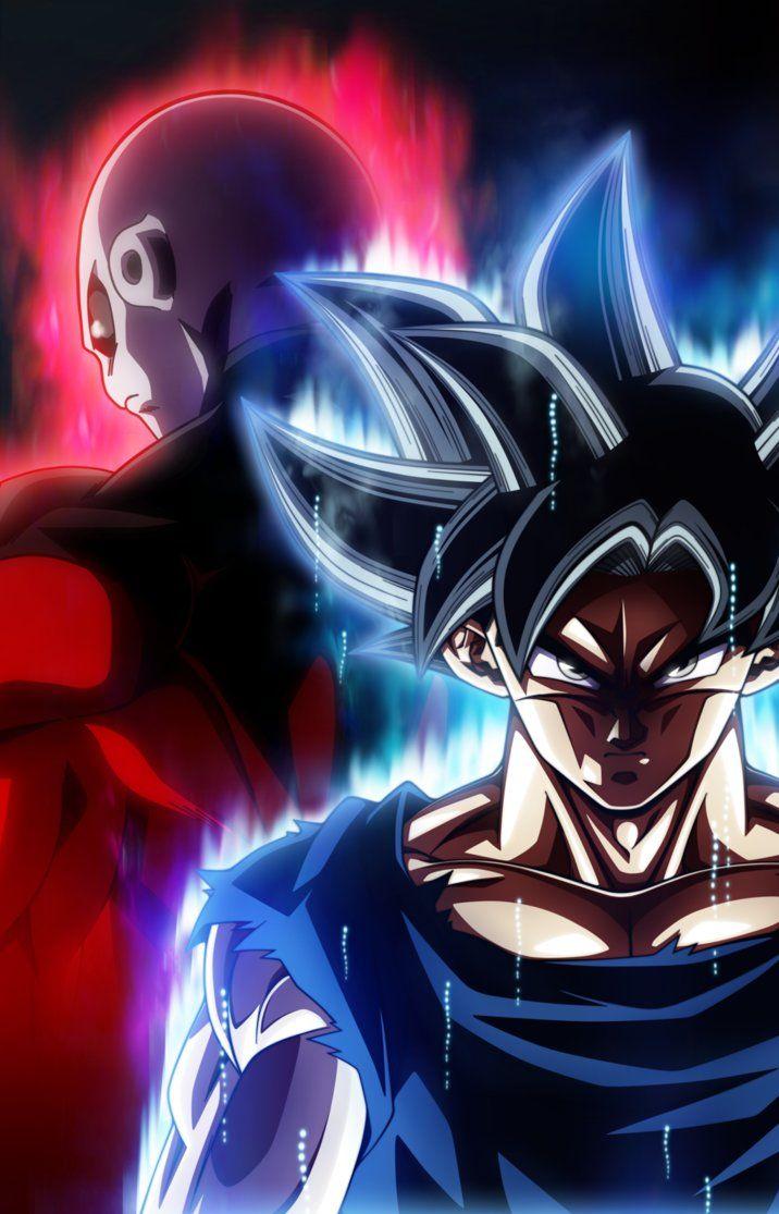 Dbz Super Jiren Vs Goku Anime Dragon Ball Anime Dragon Ball Art
