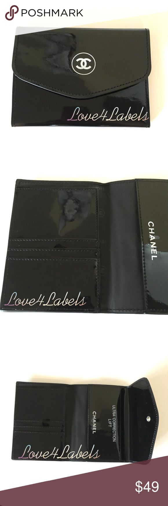 Chanel Passport Wallet‼️CLOSING SALE New VIP gift CHANEL Makeup