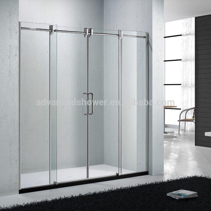 Interior Bathroom Double Doors: 1000+ Ideas About Sliding Glass Doors On Pinterest