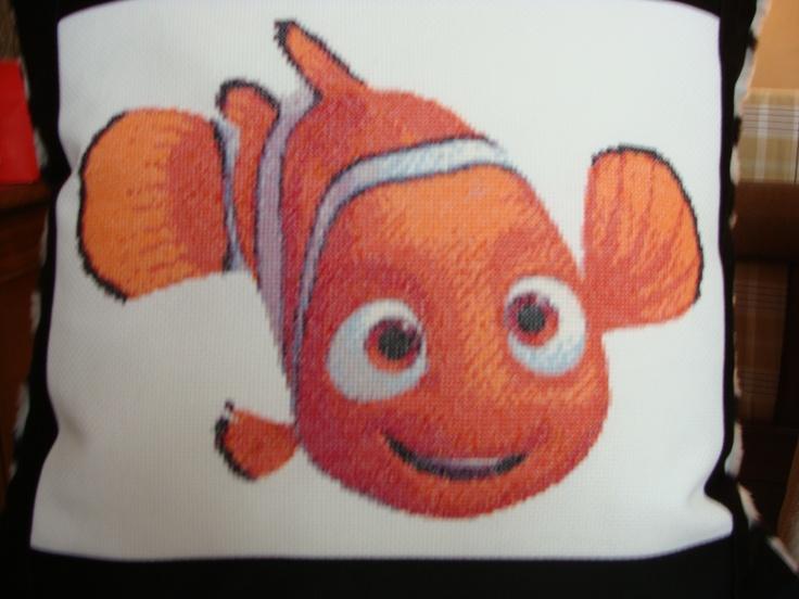 cuscino Nemo