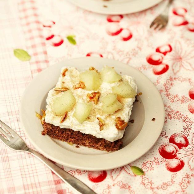 Apfel Schmand Kuchen Rezept Rezept Apfel Schmand Kuchen Kuchen Rezepte Lebensmittel Essen