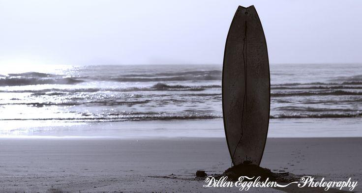 Early morning surfs.