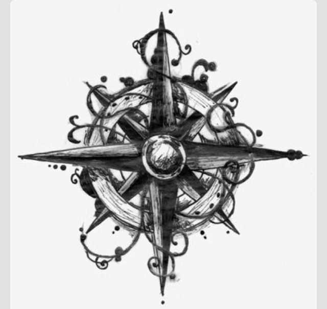 I working off this concept for my thigh piece. Makin an appt for October or November.