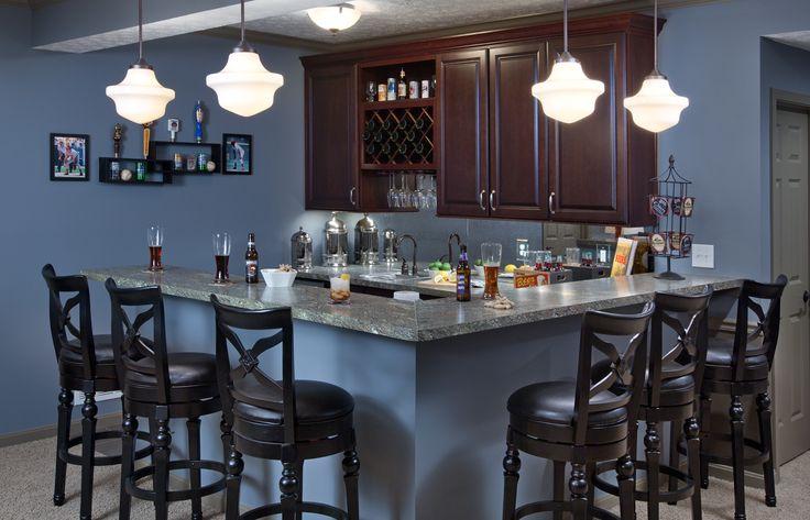 Regency Park Basement Bar