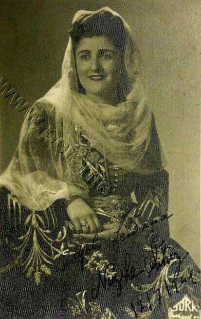 Traditional Turkish Wedding Dress Bindallı