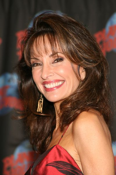 Susan Lucci is one of the youngest looking women in Hollywood for her age… that's right, she's 61